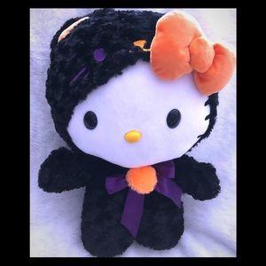 Plush Halloween Hello Kitty